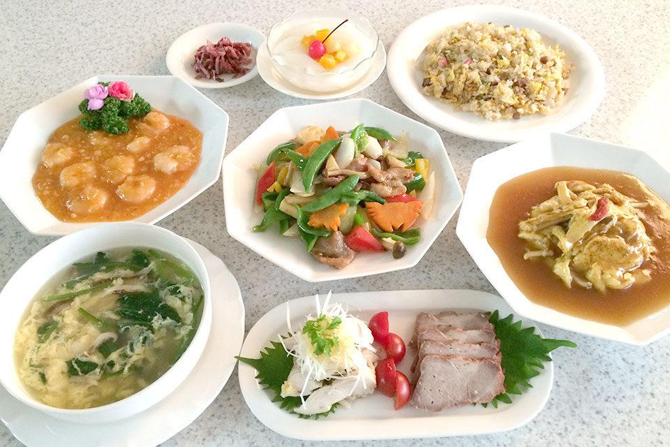 中国広東料理 抜天 テイクアウト三島 中華