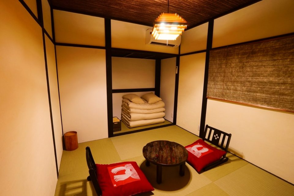 HostelKnot 修善寺 guesthouse room