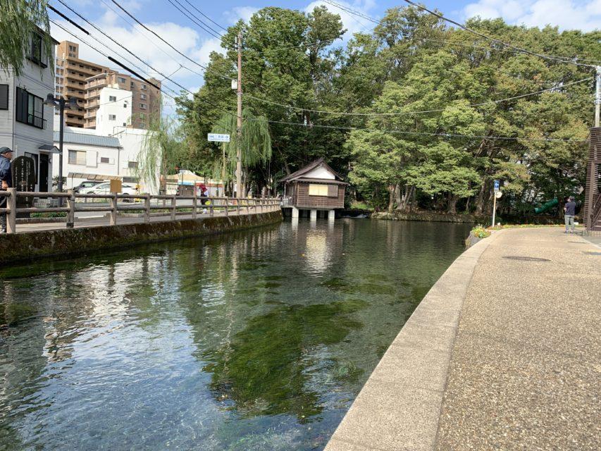 桜川 三島市