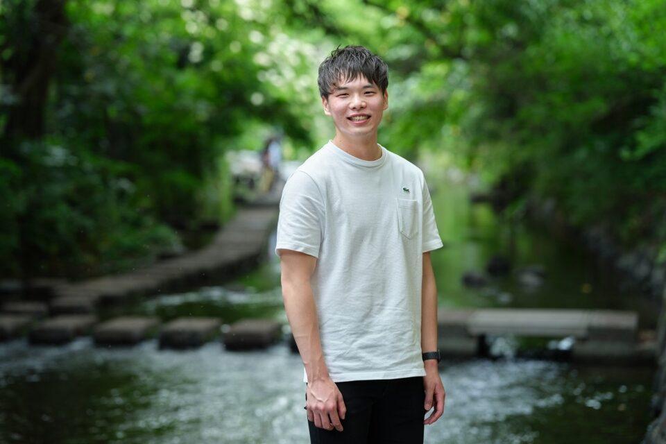 小澤宇輝選手